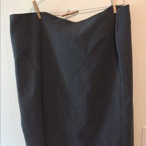 Worthington Pencil Skirt Size 24